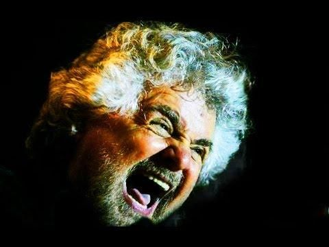 Beppe Grillo ends campaign in Piazza S Giovanni - image 4