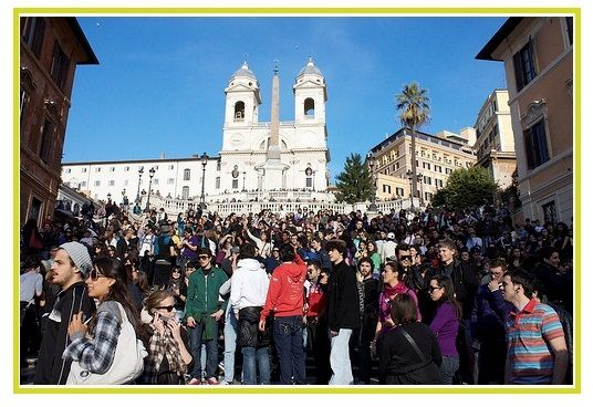 One Billion Rising in Rome - image 3