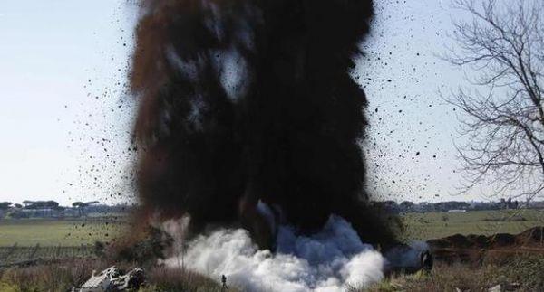Army deactivates WWII Ciampino bomb - image 3