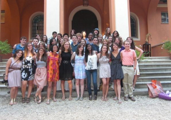 St. Stephen's  school summer programs in Rome 2013 - image 2