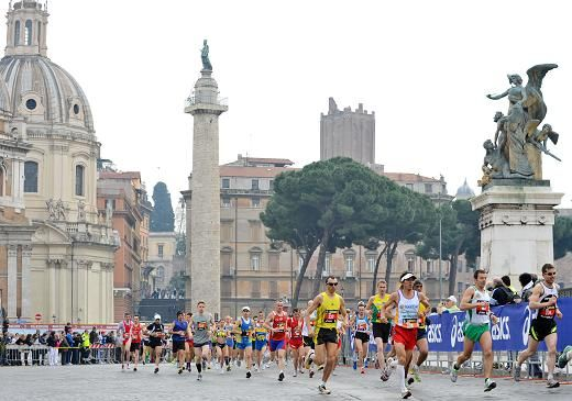 Marathon season in Rome - image 2