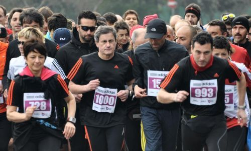 Marathon season in Rome - image 4