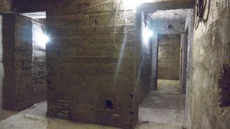 Mussolini's bunker under Palazzo Venezia - image 1
