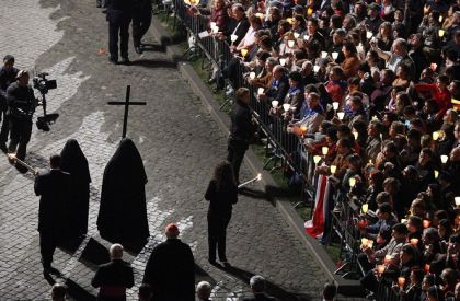 Rome's Easter church services in English - image 2