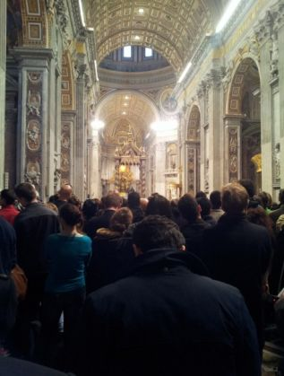Opening the conclave - image 2