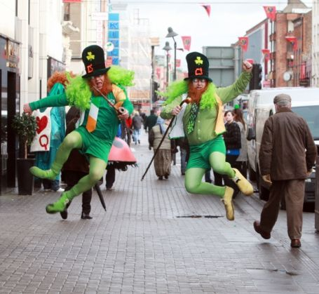 St Patrick's Day in Rome - image 1
