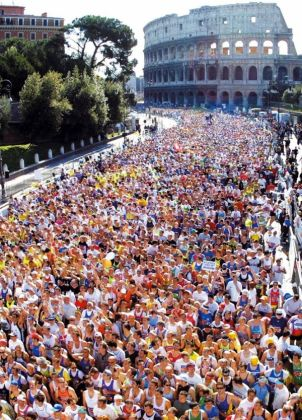 Marathon season in Rome - image 1