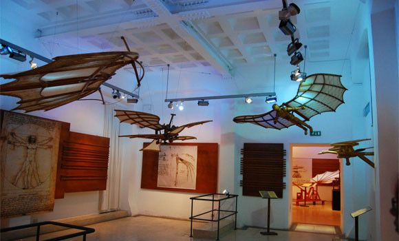 Leonardo da Vinci: Real interactive machines - image 3