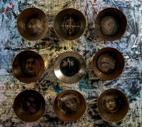 Azerbaijan art in Rome - image 4