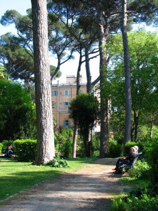 Restoration of Villa Celimontana - image 2