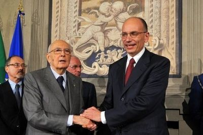 The first hurdle for Italy's new government - image 2