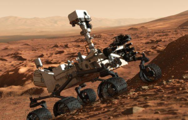 Hitting the Road on Mars - image 2