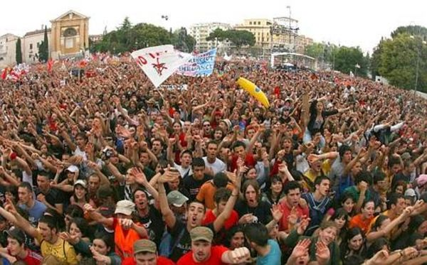 Labour Day in Rome - image 1