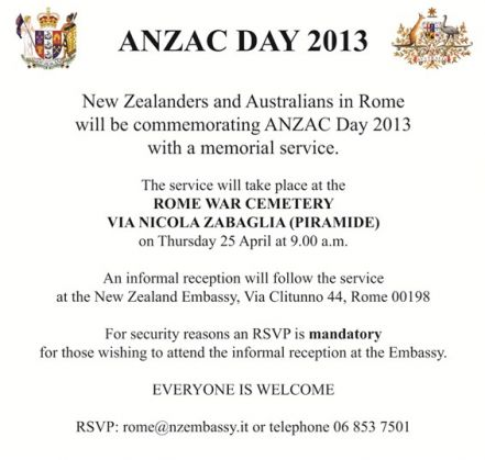 Anzac Day 2013 - image 2