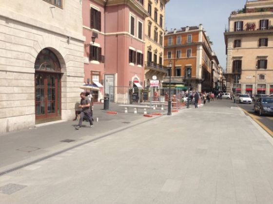 Tram 8 extension jams traffic in Rome centre - image 4