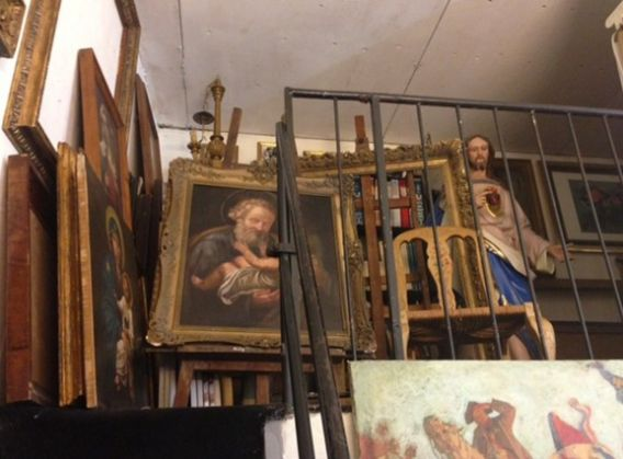 Restoration of paintings and antiques - image 1