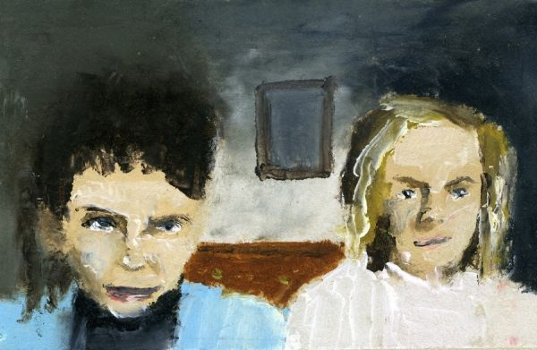 Young American Painters in Rome - image 1