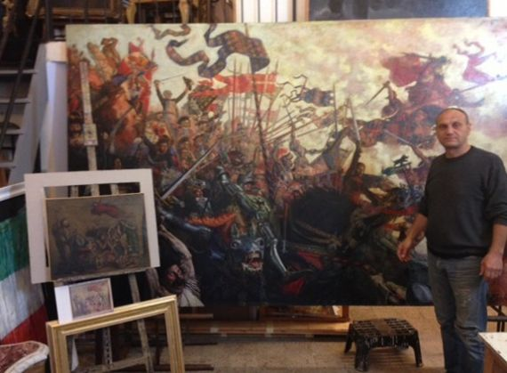 Restoration of paintings and antiques - image 2