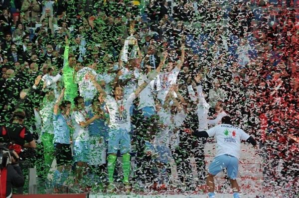 Lazio beats AS Roma - image 2