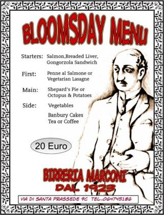 Bloomsday in Rome - image 2