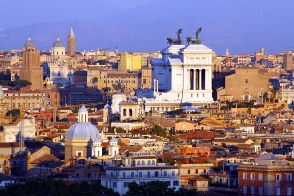 Best views of Rome - image 2