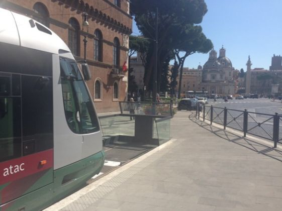 Rome's tram 8 gets new terminus - image 2