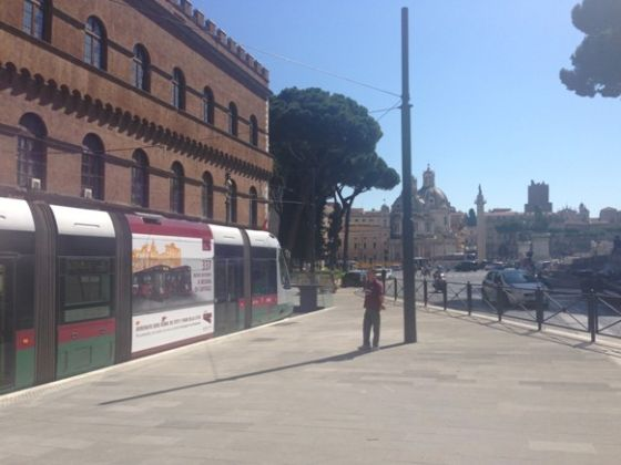 Rome's tram 8 gets new terminus - image 3