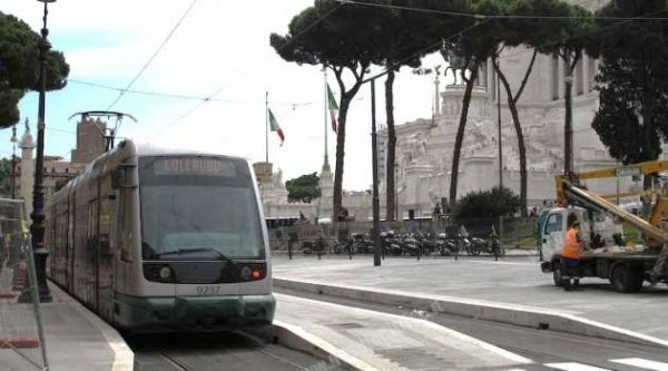 Rome's tram 8 gets new terminus - image 1