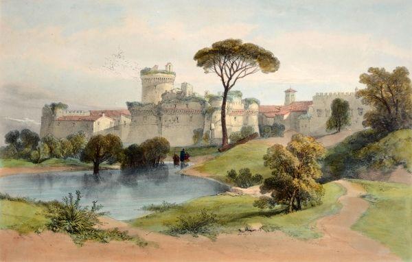 Vedutisti inglesi a Roma tra il XVIII e il XIX secolo - image 2