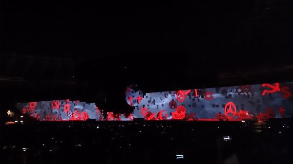 Review of Roger Waters concert in Rome - image 4