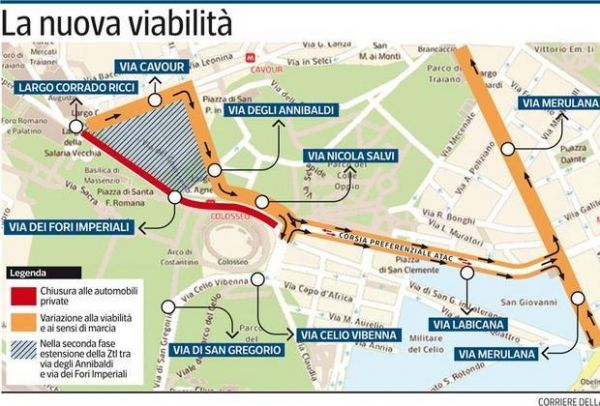 Colosseum traffic plan accelerated - image 4
