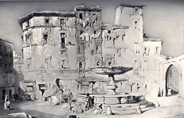 Vedutisti inglesi a Roma tra il XVIII e il XIX secolo - image 3