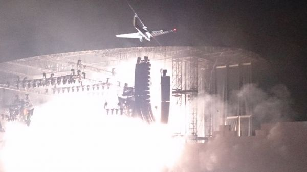 Review of Roger Waters concert in Rome - image 2