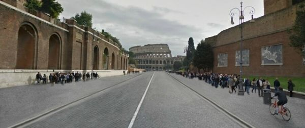 Colosseum traffic plan accelerated - image 2