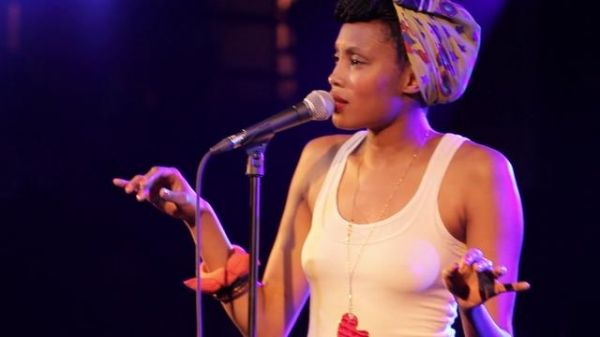 Imany's concert in Italy - image 3