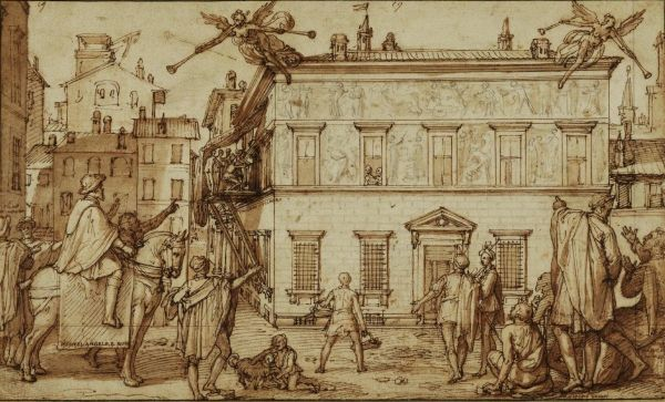 Rome's decorated houses - image 1