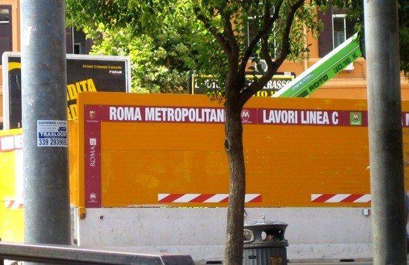 Rome's Metro C threatens trees - image 2