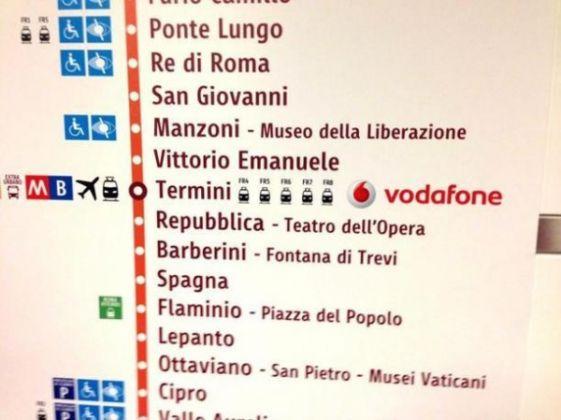 Next stop Termini-Vodafone - image 2