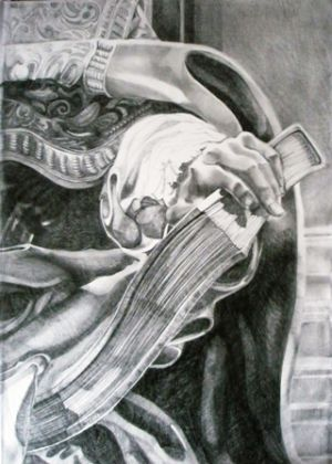 Eve Parnell and Gian Lorenzo Bernini - image 3