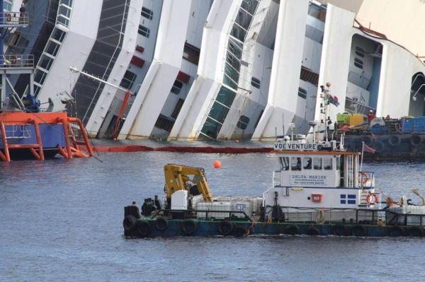 The removal of Costa Concordia starts - image 3