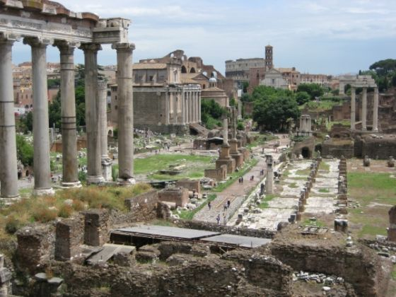 Colosseum, Palatine and Roman Forum - image 3