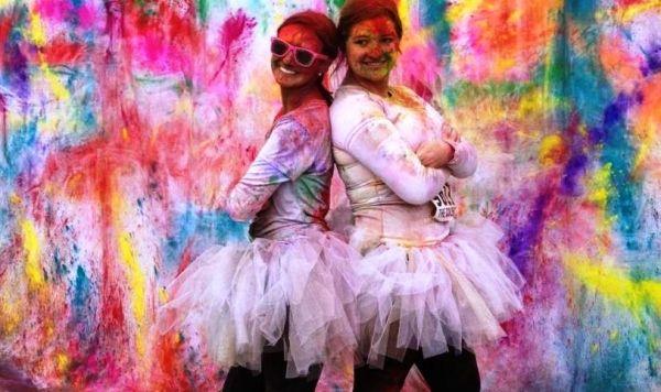 Color Run comes to Rome - image 3