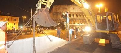 New traffic measures around the Colosseum - image 2