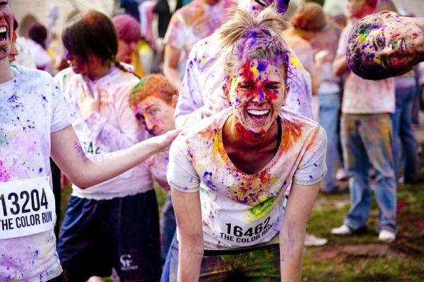 Color Run comes to Rome - image 2