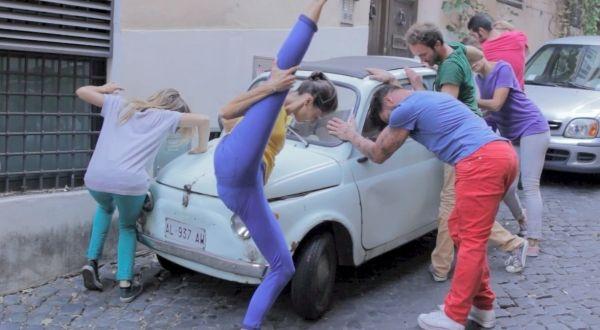 Dance workshop in Rome - image 2