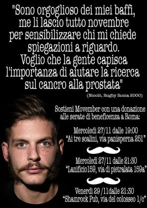Movember in Rome - image 3