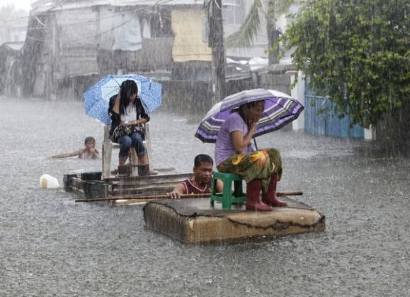 Rome responds to Philippine typhoon - image 1