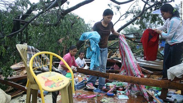 Rome responds to Philippine typhoon - image 3