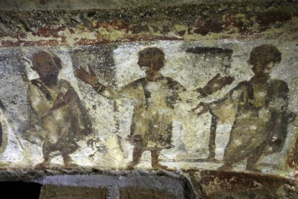 Catacombs of Priscilla reopen in Rome - image 2