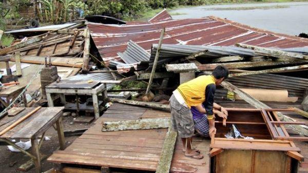 Rome responds to Philippine typhoon - image 4